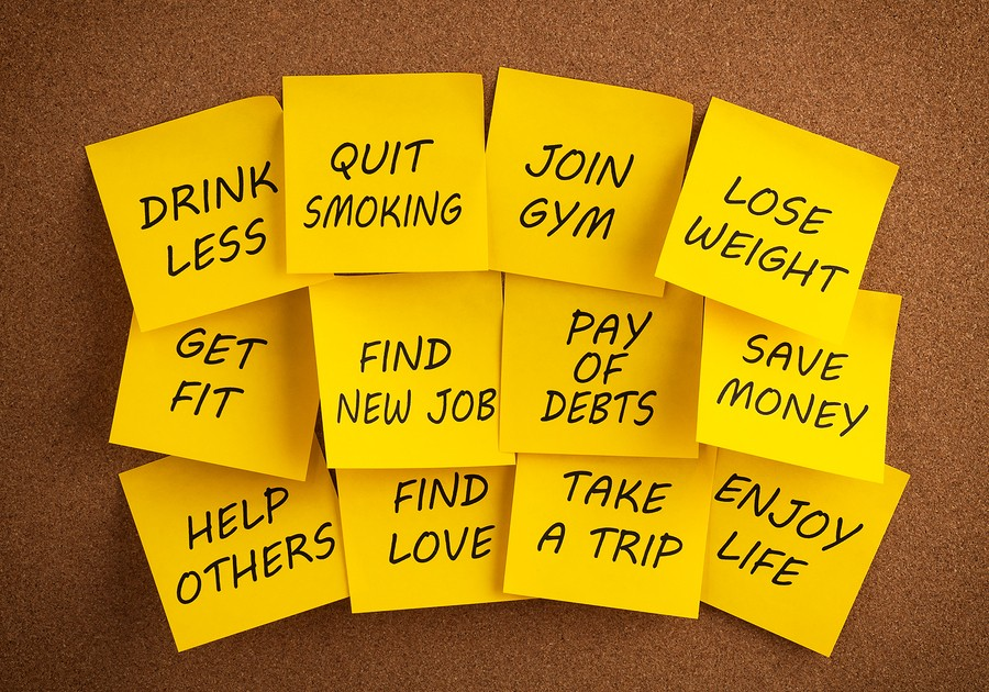 5 New Year's Resolutions that Actually Work: Don't go on a Diet!