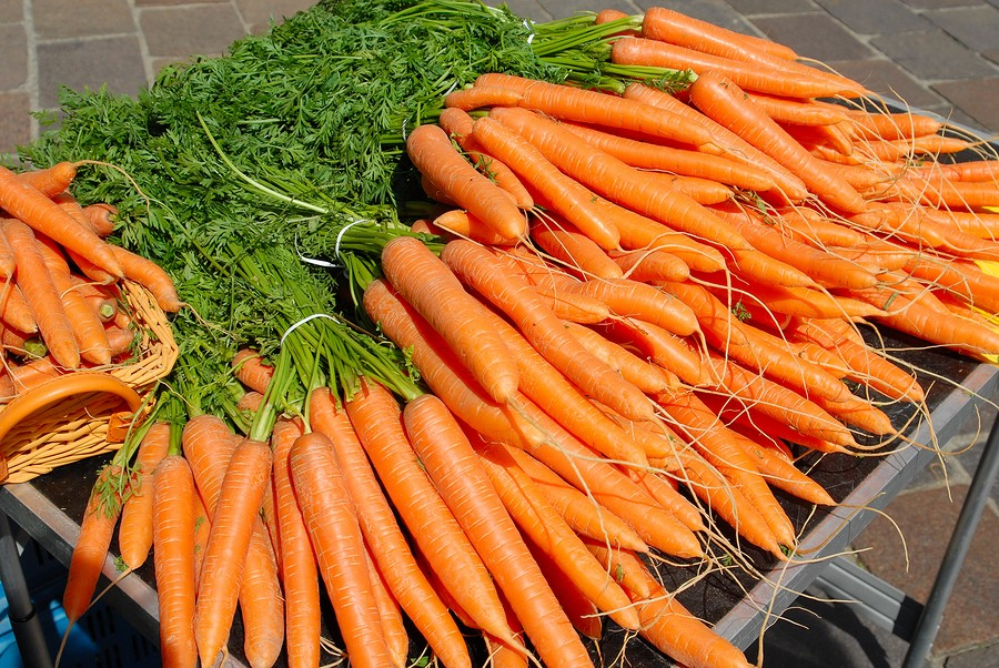 The ABC's of Vitamins: Vitamin A and Beta Carotene for healthy eyes and skin