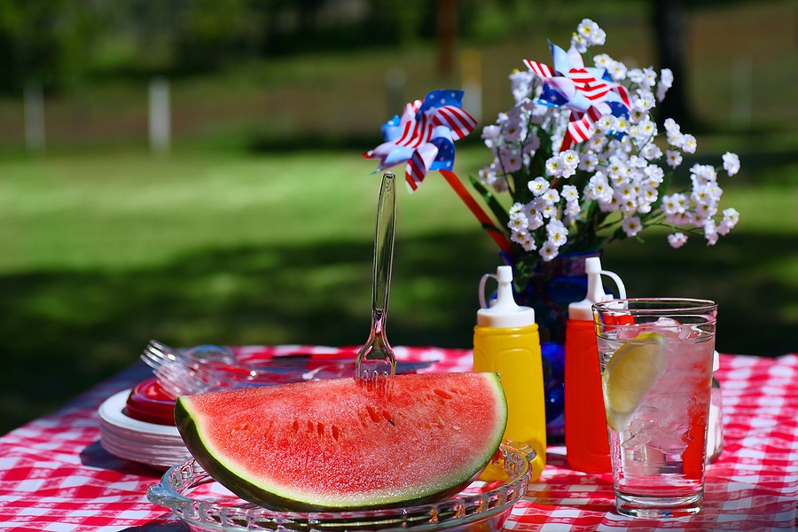 Celebrate the United Tastes of America!  4th of July BBQ Ideas